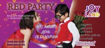 """""""Red Party"""" у Joy Land"""