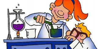 """Хімічне шоу від дитячої лабораторії """"Юні дослідники"""""""