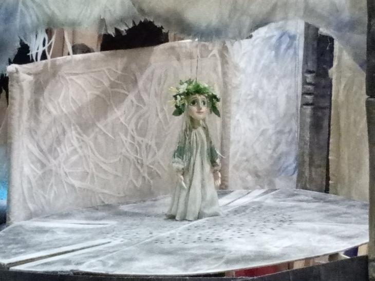 «Лісова пісня» за драмою-феєрією Лесі Українки