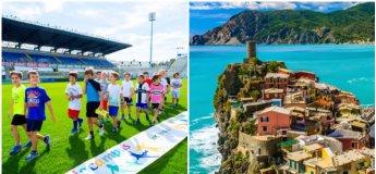 Незабываемые летние каникулы 2019 в Италии: спорт, активный отдых и яркие экскурсионные программы!