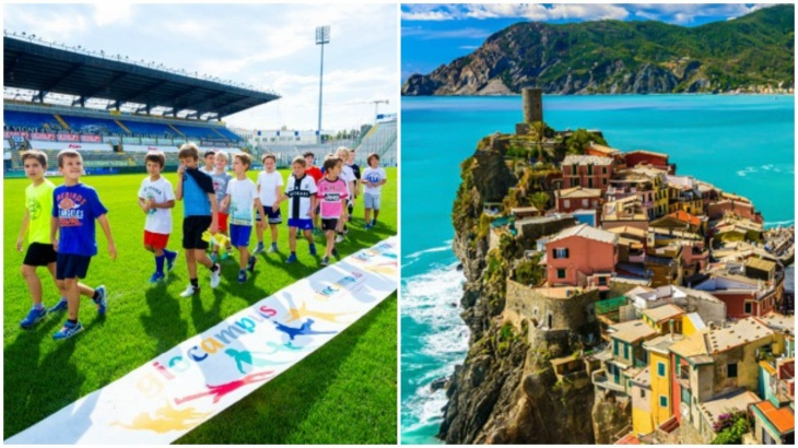 Незабутнє літо 2019 в Італії: спорт, активний відпочинок та яскраві екскурсійні програми!
