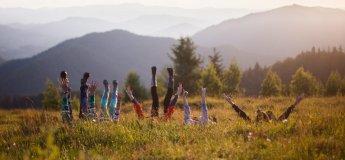 Еко-табір в Карпатах: Хата-Майстерня
