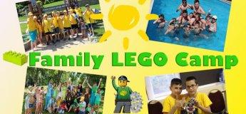 Літній сімейний табір FAMILY LEGO CAMP