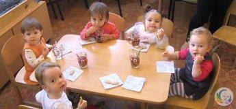 """""""Топотушки"""" - занятия для детей от годика до двух в центре """"Аист"""""""