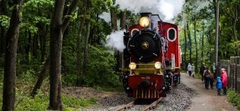 66-ий сезон роботи Київської дитячої залізниці