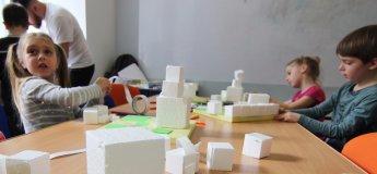 Arch4Kids у Львові - Архітектурні майстерки для дітей