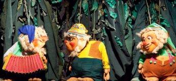 "Театр Кукол ""Белоснежка и семь гномов"""