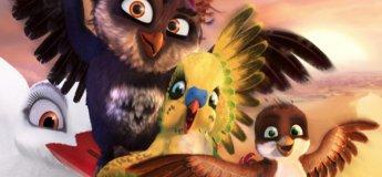 Пташиний ульот у 3Д