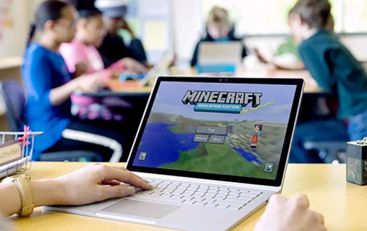 Курс «Пізнаю світ з Minecraft: EE»