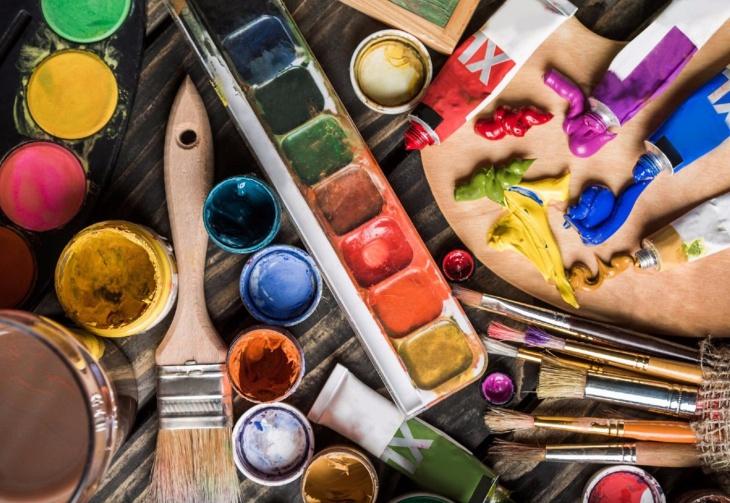 """Літній курс з малювання для дітей у """"Петрику"""""""