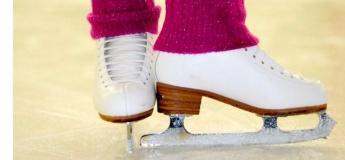 """Занятия в группе любителей фигурного катания """"Ice класс"""""""
