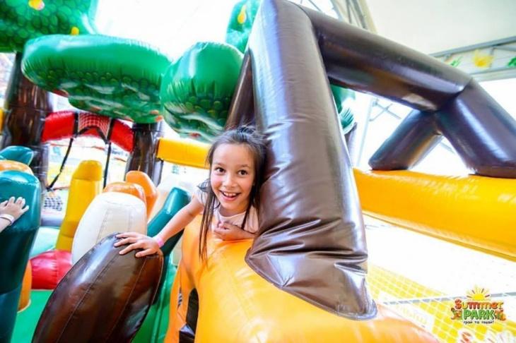 Дитячі веселощі на Даринку 24-25 червня