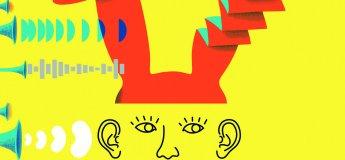 """Презентація книжки """"Голосно, тихо, пошепки"""" творчої майстерні """"Аґрафка"""""""