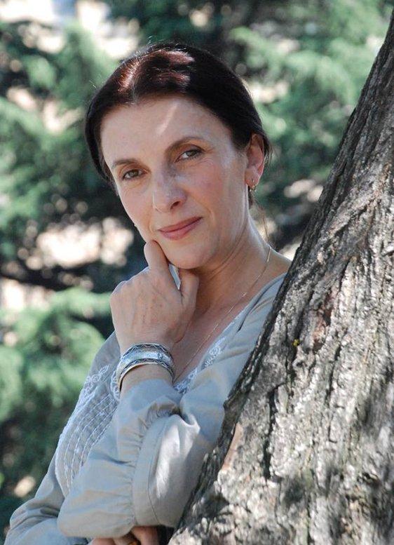 Зустріч із грузинською письменницею Маріам Циклаурі