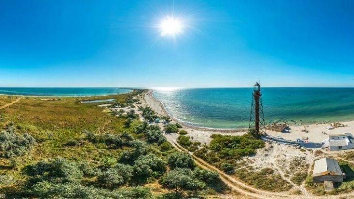 Українські Мальдіви - острів Джарилгач