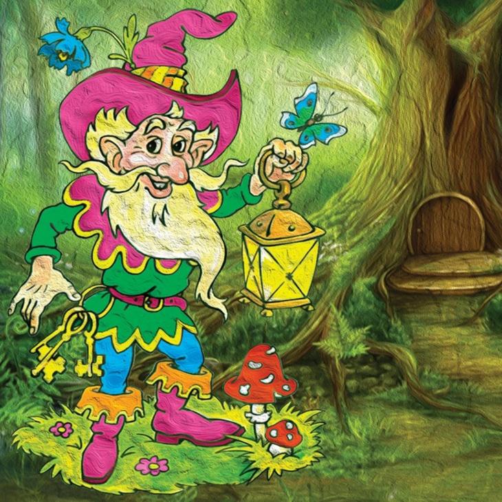 """""""Подарунок лісового чарівника"""""""