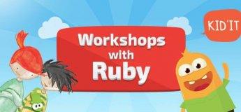 Майстер-клас із Рубі  «Типи даних і клавіатура»