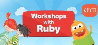 """Майстер-клас: """"Алгоритми та логічні оператори з Рубі – базові принципи програмування в цікавому форматі"""""""
