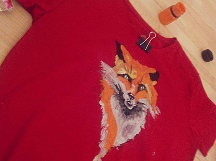 Малювання футболок
