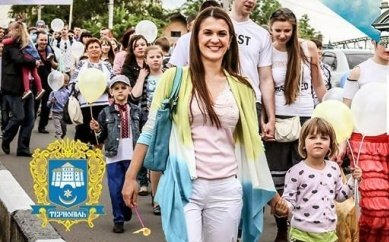 Дитячі святкові локації на 24-27 серпня в Тернополі