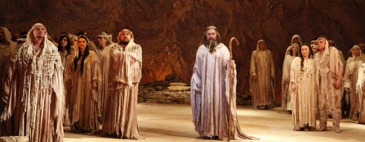 """Опера """"Мойсей"""""""