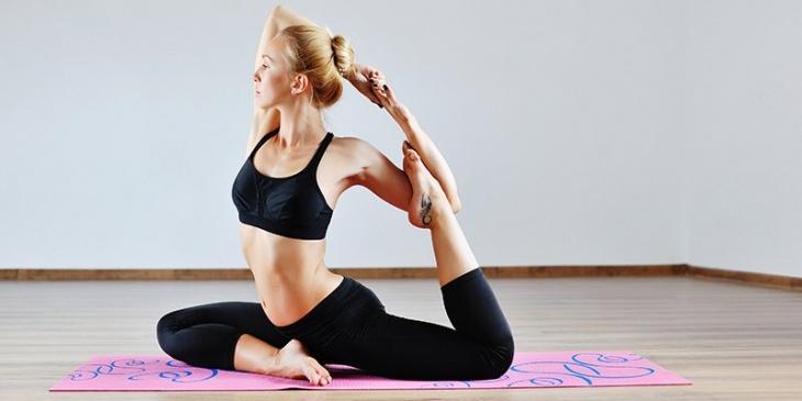 Пробное занятие по йоге