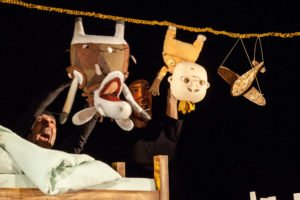 """Вистава """"Дев'ята овечка"""" в рамках фестивалю """"Puppet UP!"""""""