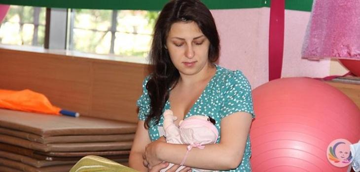 Курс подготовки к родам  для женщин «Мамушка»