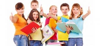 Набор в детскую бизнес-школу Rainbow