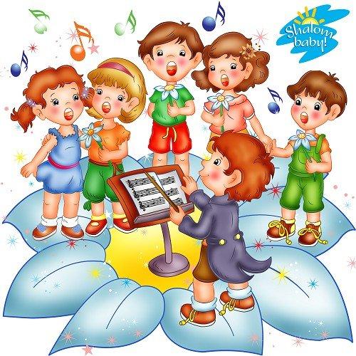 Вокальная студия семейного клуба Shalom baby