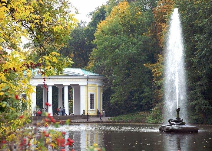 """Екскурс-тур """"Софіївська осінь"""""""