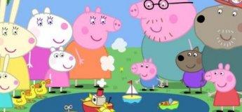 Весела родина Свинки Пепи - дитяче музичне шоу