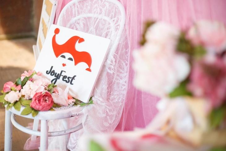 П'ятий ювілейний Міжнародний театральний фестиваль JOY FEST