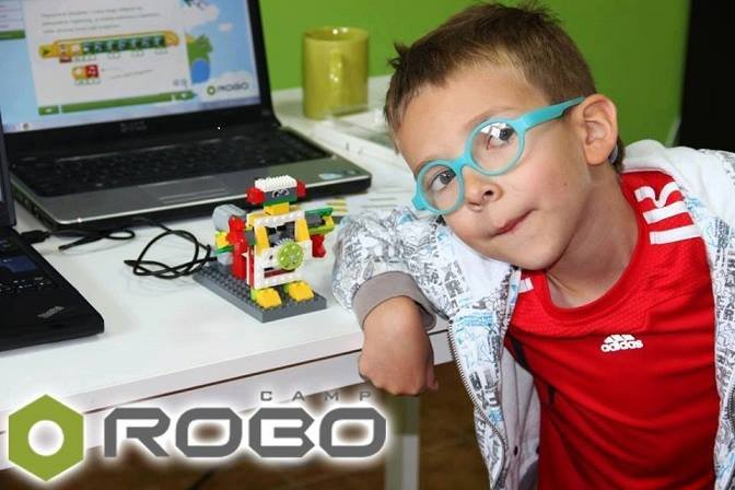 Осінній міський табір для дітей 6-10 років RoboCAMP