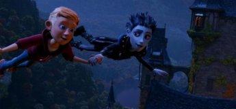 """Пригодницька анімація """"Маленький вампір"""" у 3D"""