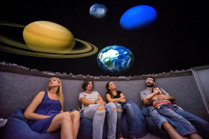 Уикенд космонавтики в Музее интересной науки