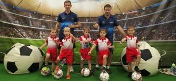 Пробная бесплатная тренировка по футболу в KIDSPORT