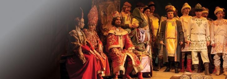 """Опера """"Казка про царя Салтана"""""""
