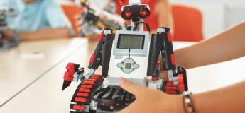 Курс «Робототехніка Mindstorms» 10+ років
