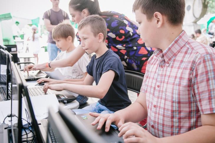 Комп'ютерні воркшопи для дітей від 8 років