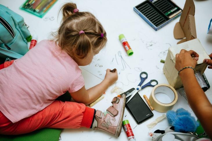 Курс Каляки-маляки для дітей 4-6 років