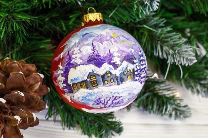 ІХ Праздник новогодней игрушки