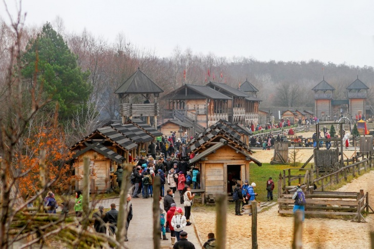Фестиваль «Зима постукала у ворота»