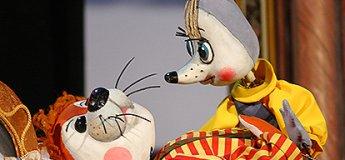 Казка -комедія  «Веселе мишеня»