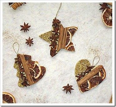 Ліплення із глини - створюємо ароматні ялинкові прикраси!