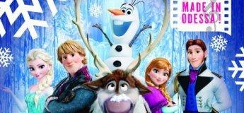 Вистава «Холодне серце» за мотивами мультика Walt Disney.