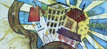 Відкриття виставки-графіки художниці Ольги Гайдуш