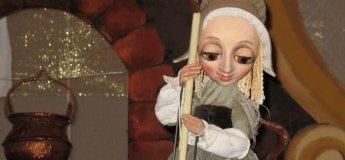 Дитяча вистава-казка «Попелюшка»