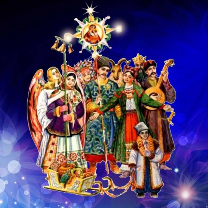 Різдвяні вечори у стилі бароко. Різдвяні візерунки