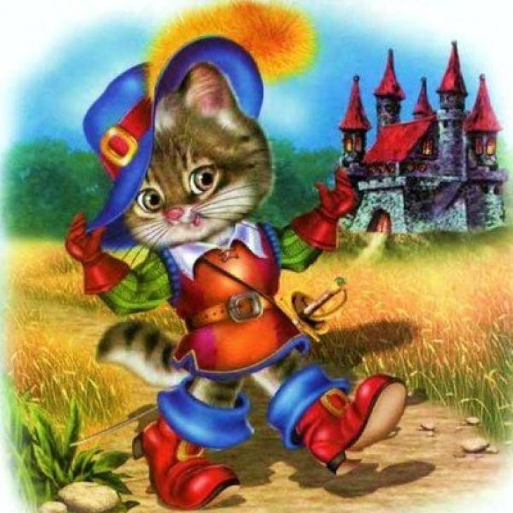 """Кукольная сказка """"Кот в Сапогах"""""""